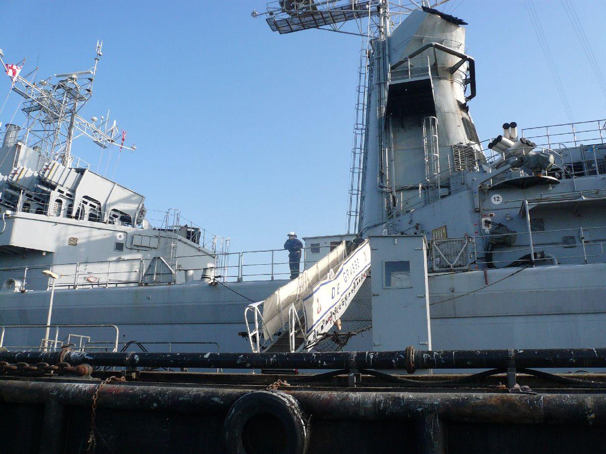 [Les ports militaires de métropole] Port de Brest - TOME 1 - Page 20 29cool10