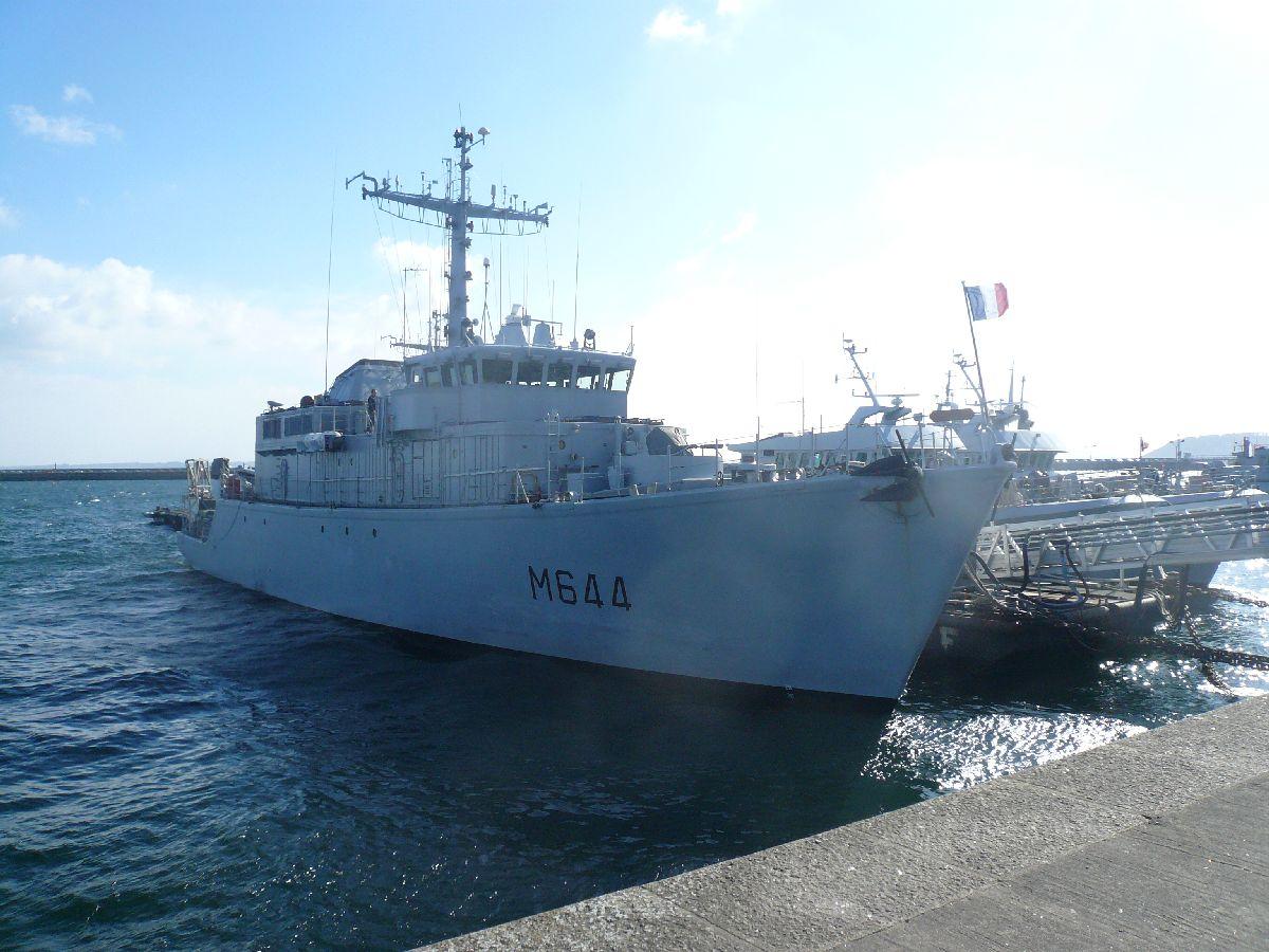 [Les ports militaires de métropole] Port de Brest - TOME 1 - Page 7 2le_cm10