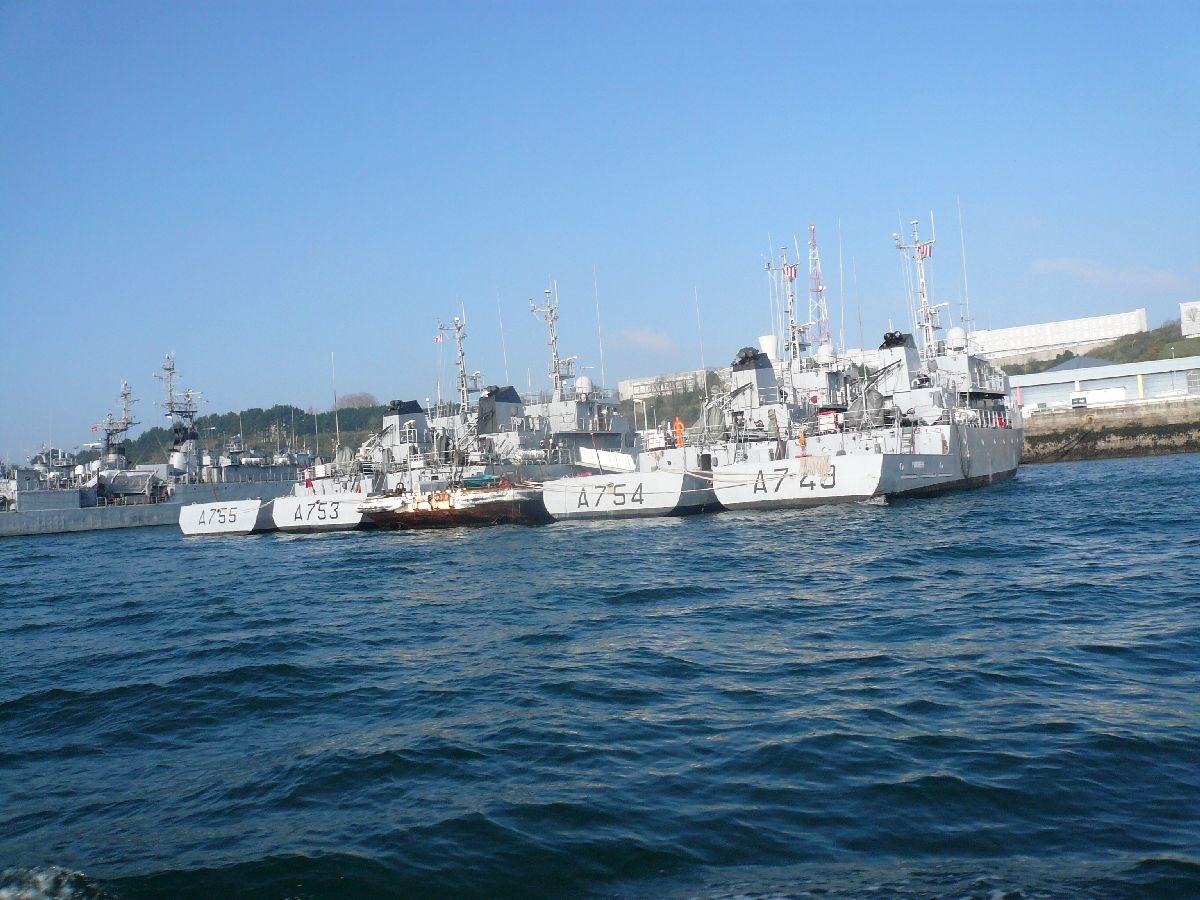 [Les ports militaires de métropole] Port de Brest - TOME 1 - Page 20 3116