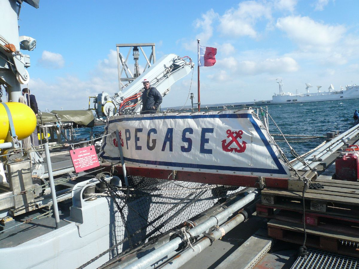 [Les ports militaires de métropole] Port de Brest - TOME 1 - Page 7 3la_co10