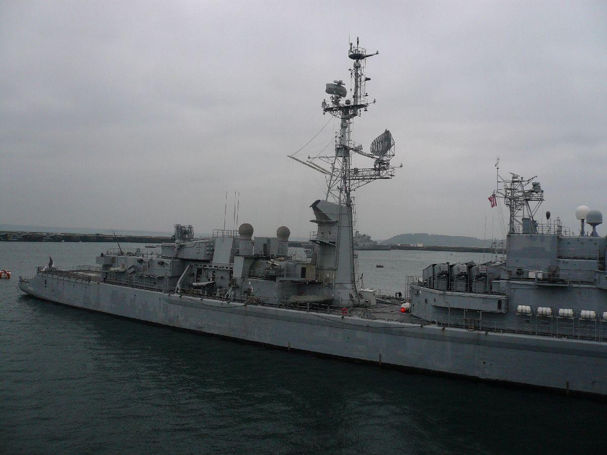 [Les ports militaires de métropole] Port de Brest - TOME 1 - Page 21 3le_de10