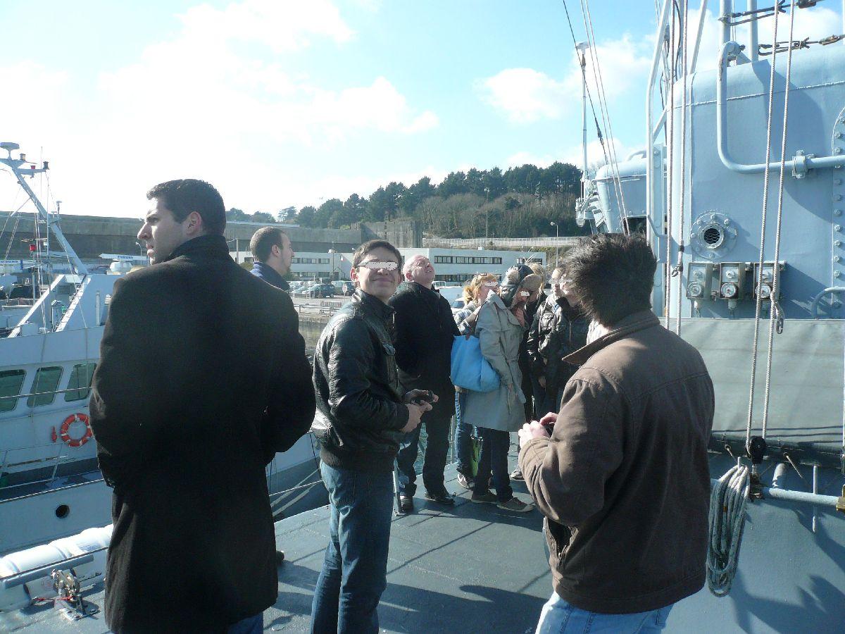 [Les ports militaires de métropole] Port de Brest - TOME 1 - Page 7 5spard10