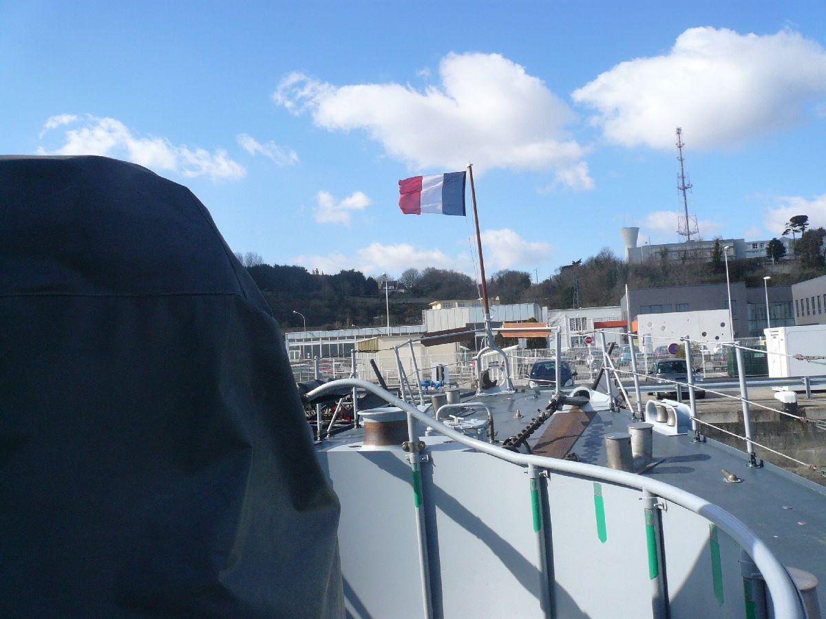 [Les ports militaires de métropole] Port de Brest - TOME 1 - Page 7 6plage10