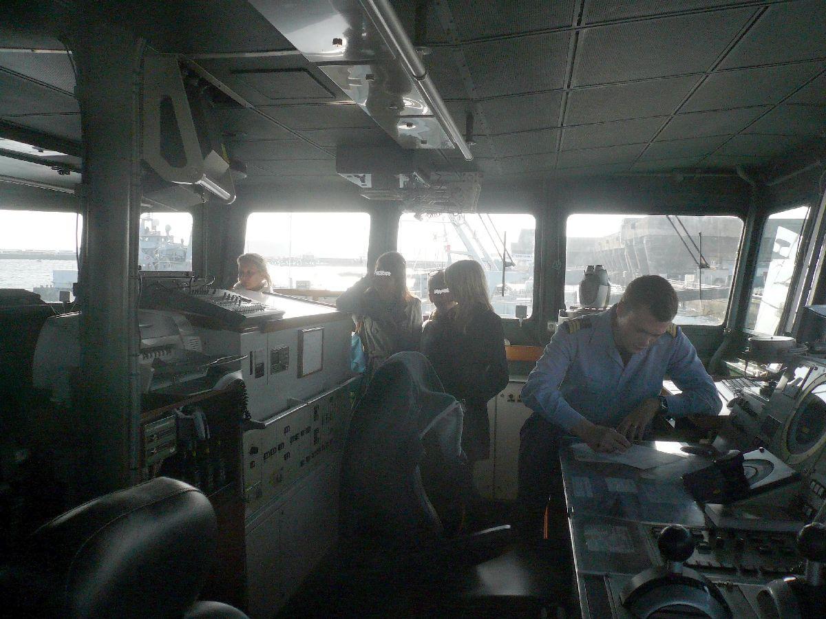[Les ports militaires de métropole] Port de Brest - TOME 1 - Page 7 7passe10