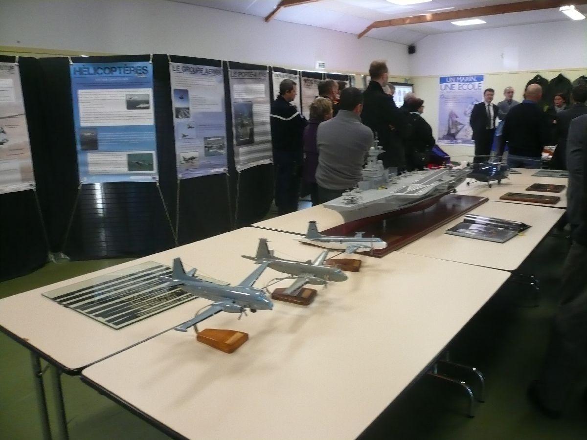 100 ème anniversaire de l'Aéronautique navale 814