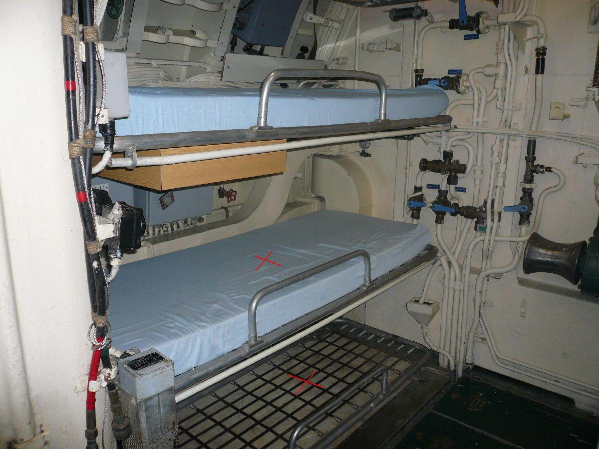 [Les Musées en rapport avec la Marine] Sous-Marin  Flore - Page 3 9_mes_10