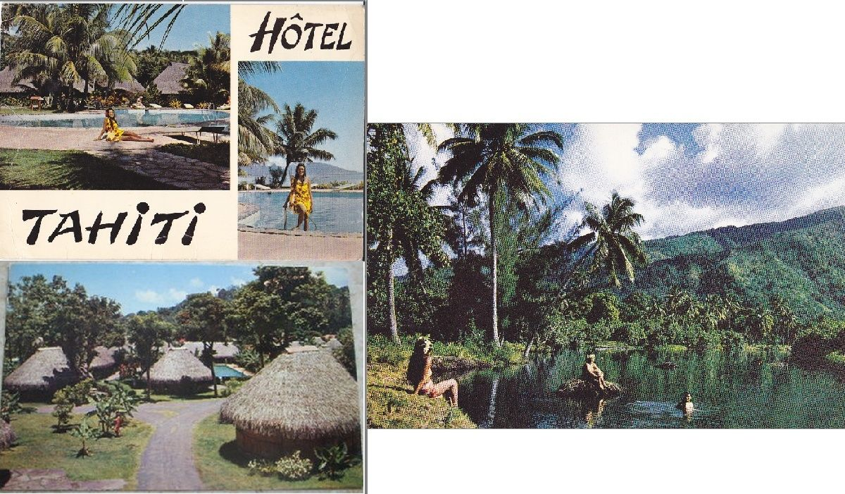 [Papeete] PAPEETE - LES BARS DURANT VOS CAMPAGNES - TOME 2 - Page 4 Cartes11