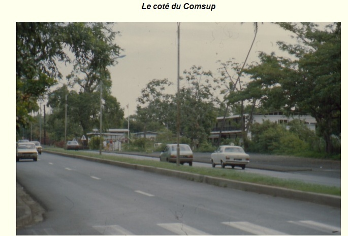 [Papeete] PIRAE-ARUE, hier et aujourd'hui Comsup10