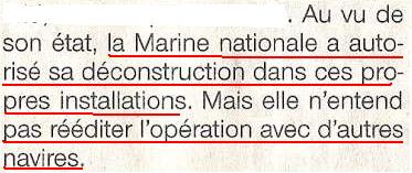 [Les ports militaires de métropole] Port de Brest - TOME 1 - Page 20 Info11