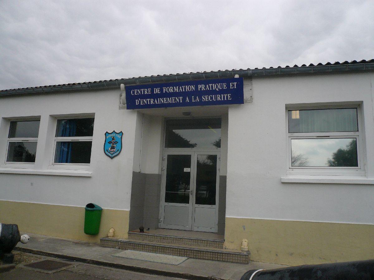 Centre d'Entrainement Securité du Portzic à Brest P1080715