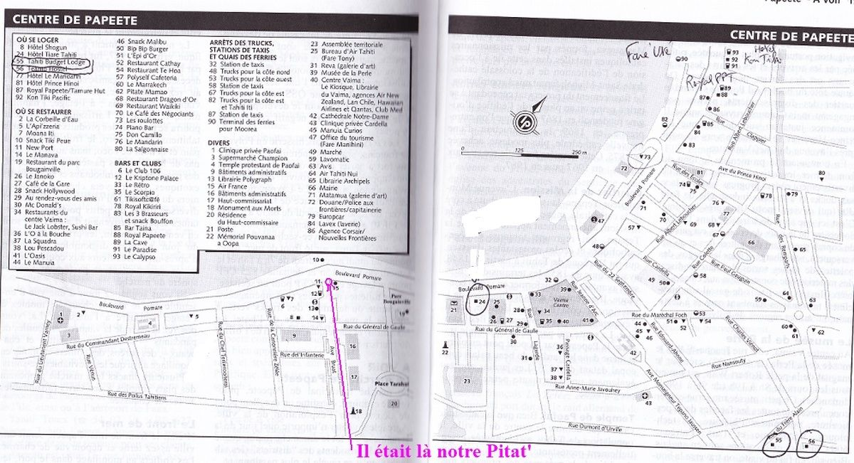 [Papeete] PAPEETE - LES BARS DURANT VOS CAMPAGNES - TOME 2 - Page 2 Plan12