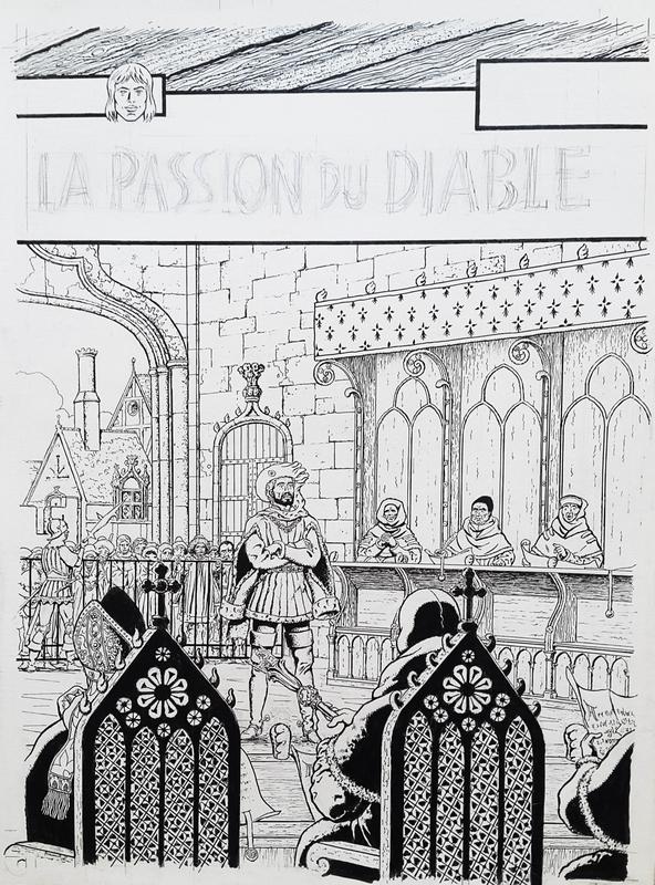 Le procès de Gilles de Rais 12056310
