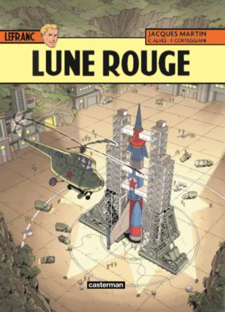 Nom de code Lune Rouge T30 12330510