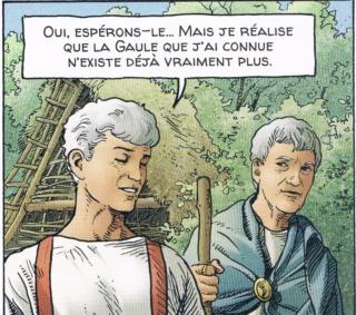 Alix Senator tome 10 : La forêt carnivore - Page 3 Lfc13