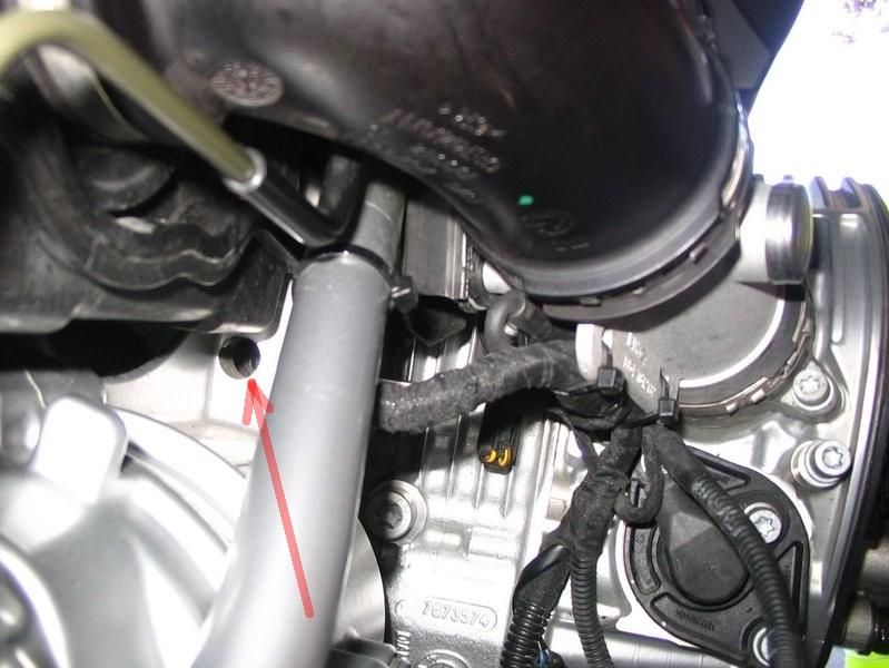 R1200R réglage culbuteurs Soupap16