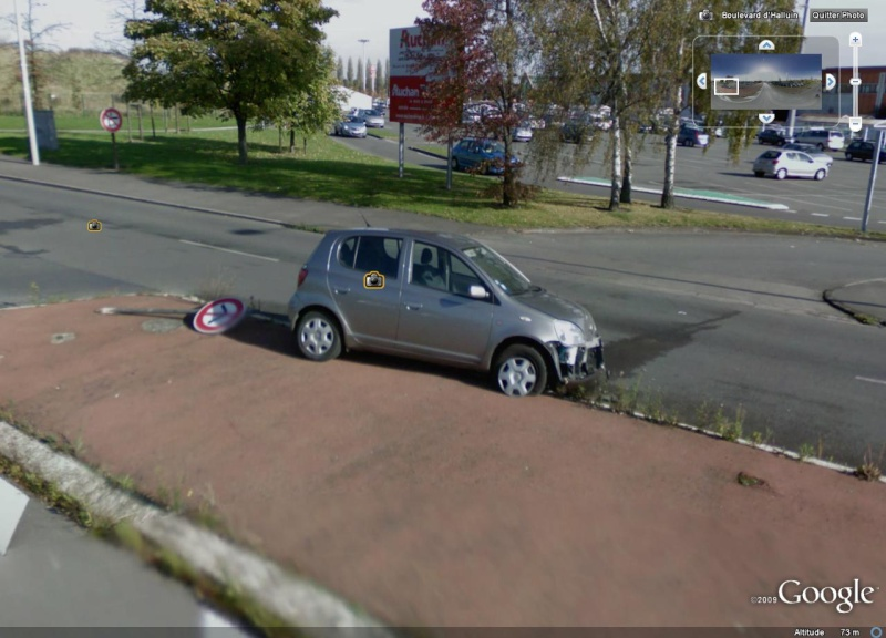 STREET VIEW : les accidents de circulation Accide10