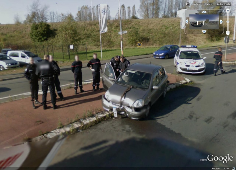 STREET VIEW : les accidents de circulation Accide11