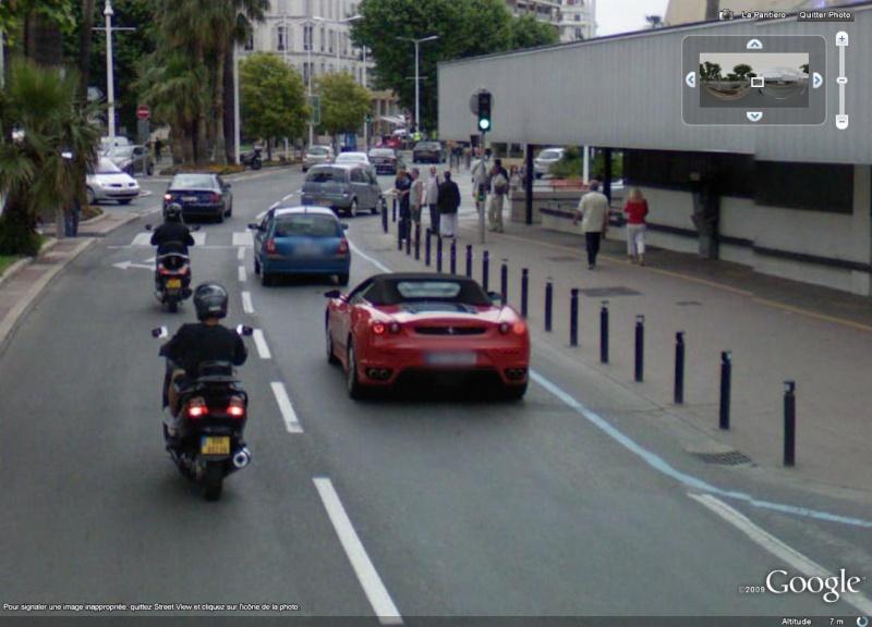 STREET VIEW : belles voitures (France) - Page 3 Ferrar10