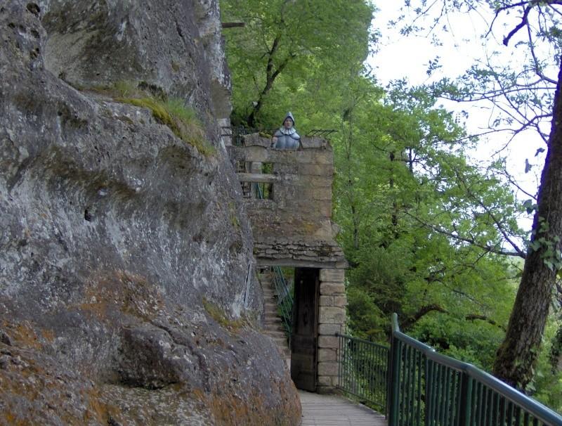 La Roque Saint-Christophe, Payzac-Le-Moustier, Dordogne, Fr. Hpim1318