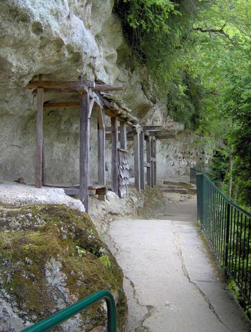 La Roque Saint-Christophe, Payzac-Le-Moustier, Dordogne, Fr. Hpim1319