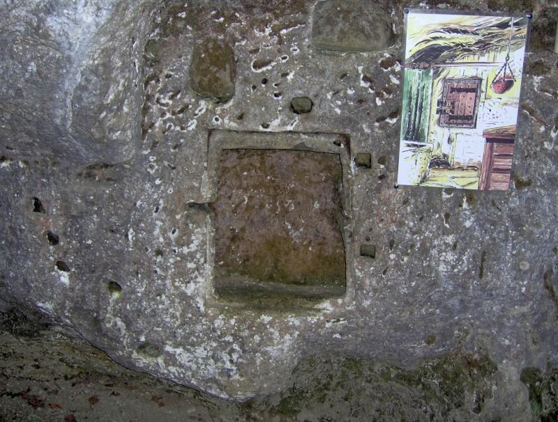 La Roque Saint-Christophe, Payzac-Le-Moustier, Dordogne, Fr. Hpim1320