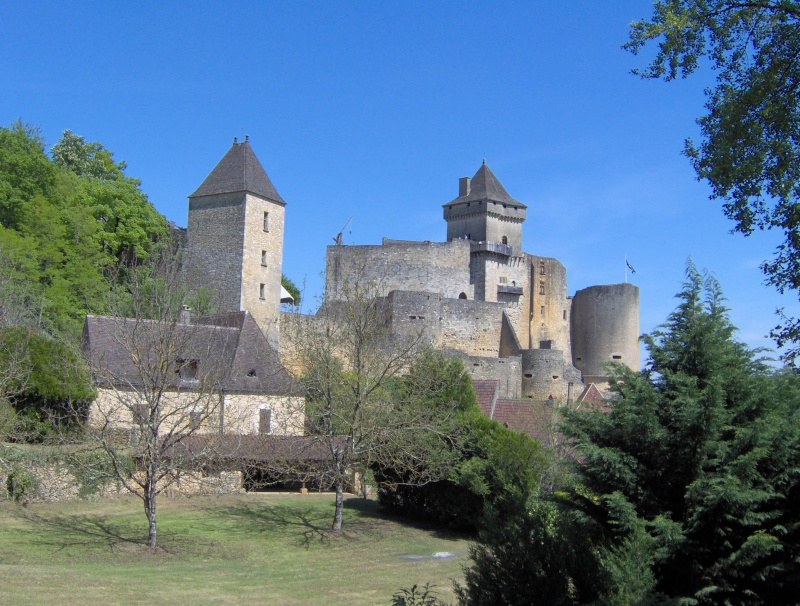 Château de Castelnaud, Dordogne - France Hpim1410