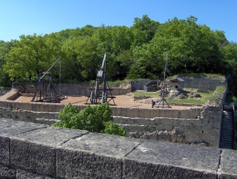 Château de Castelnaud, Dordogne - France Hpim1415
