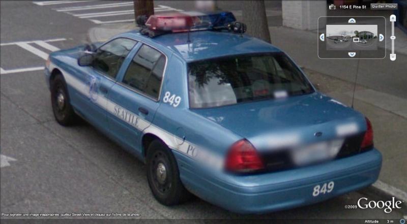 STREET VIEW : véhicules de police du monde - Page 2 Police13