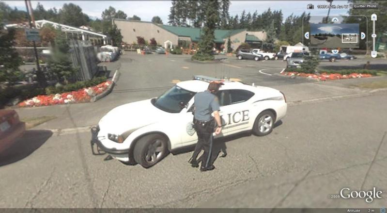 STREET VIEW : véhicules de police du monde - Page 2 Police20