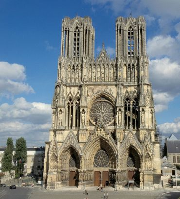 Edifices religieux - Page 2 Reims110