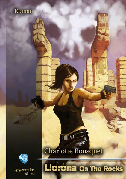 Llorona On The Rocks - Charlotte Bousquet Couv-l12