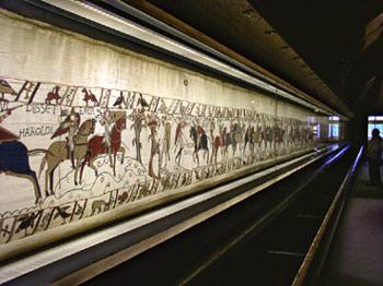 La tapisserie de Bayeux Bayeux10