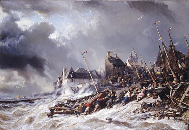 La Bretagne vue par les peintres Eugene10