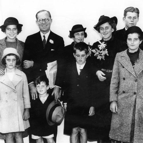 La légende des Kennedy Famill10