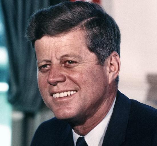 La légende des Kennedy John-k10