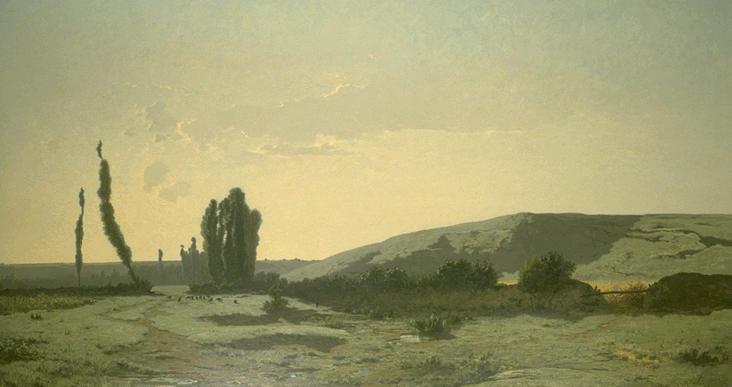 La Bretagne vue par les peintres M0211010