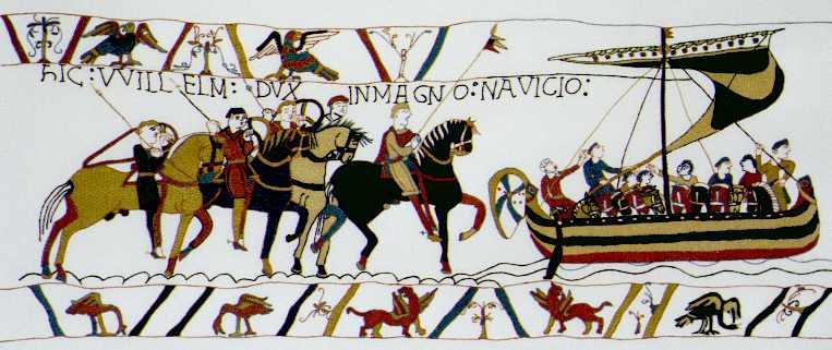 La tapisserie de Bayeux Riv210