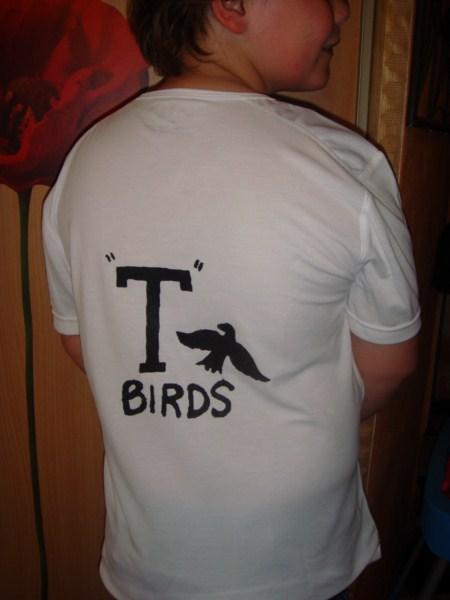 "Le Tee-shirt ""Grease"" Dsc00113"