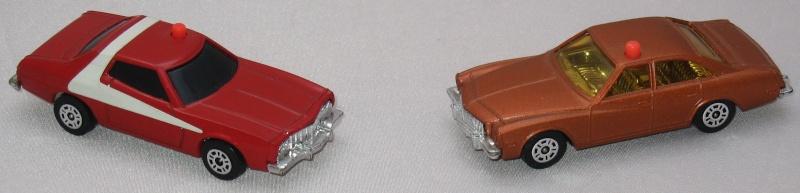 """Les """"petites voitures"""" à l'effigie des héros des années 80 Corgij10"""