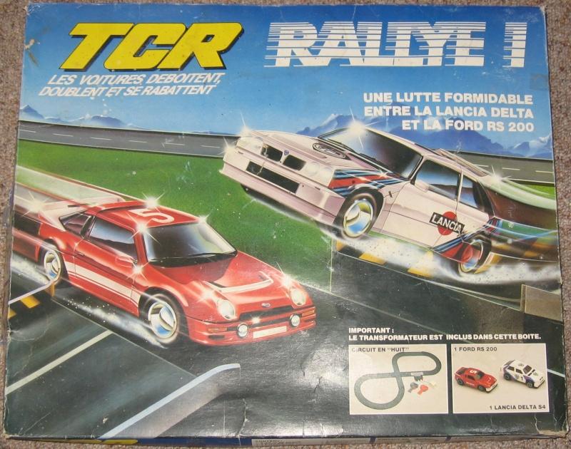 Les circuits TCR - circuit Changement de file, 3 niveaux... Tcr_ra14