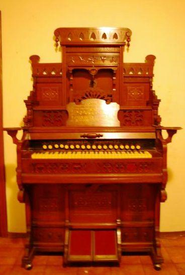 Cornish Organ (USA) Cornis10