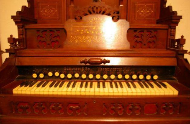 Cornish Organ (USA) Cornis11