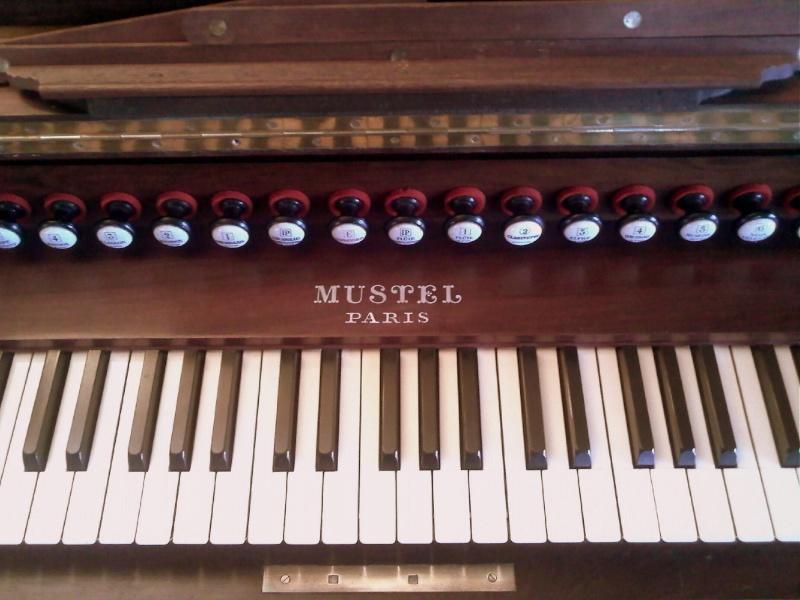 Nouvelle acquisition : harmonium d'art Mustel Mustel21