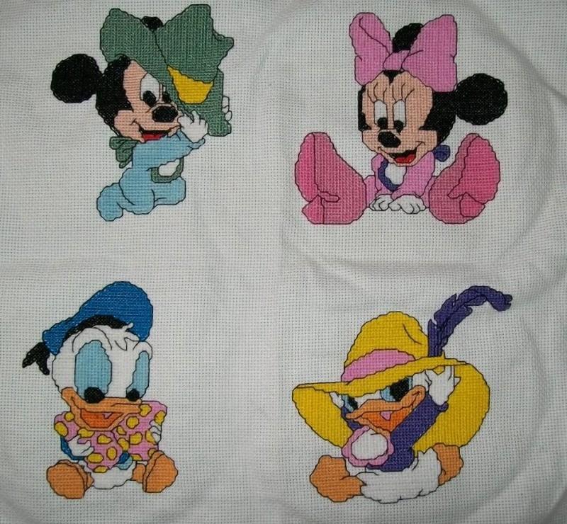 Galerie de Carine Disney10