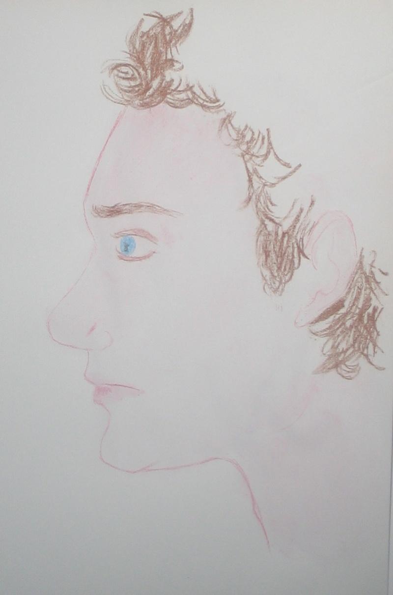 Réalise dessin, portrait, retouche photo Amour10