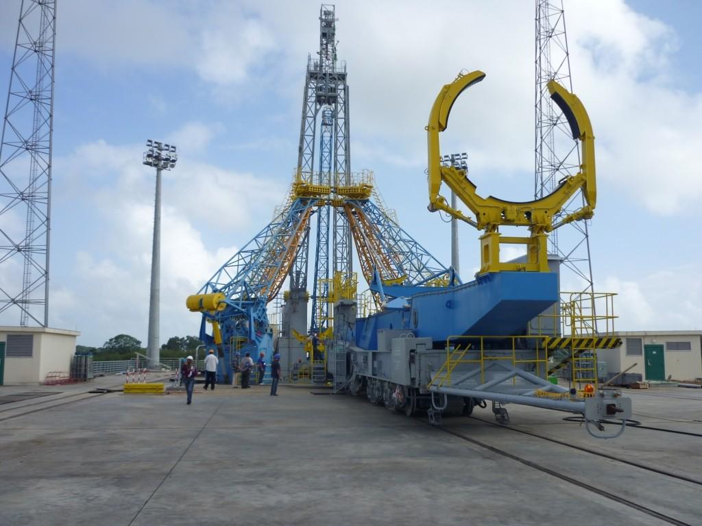 Etat d'avancement du chantier Soyouz en Guyane (Sinnamary) - Page 17 P1030211