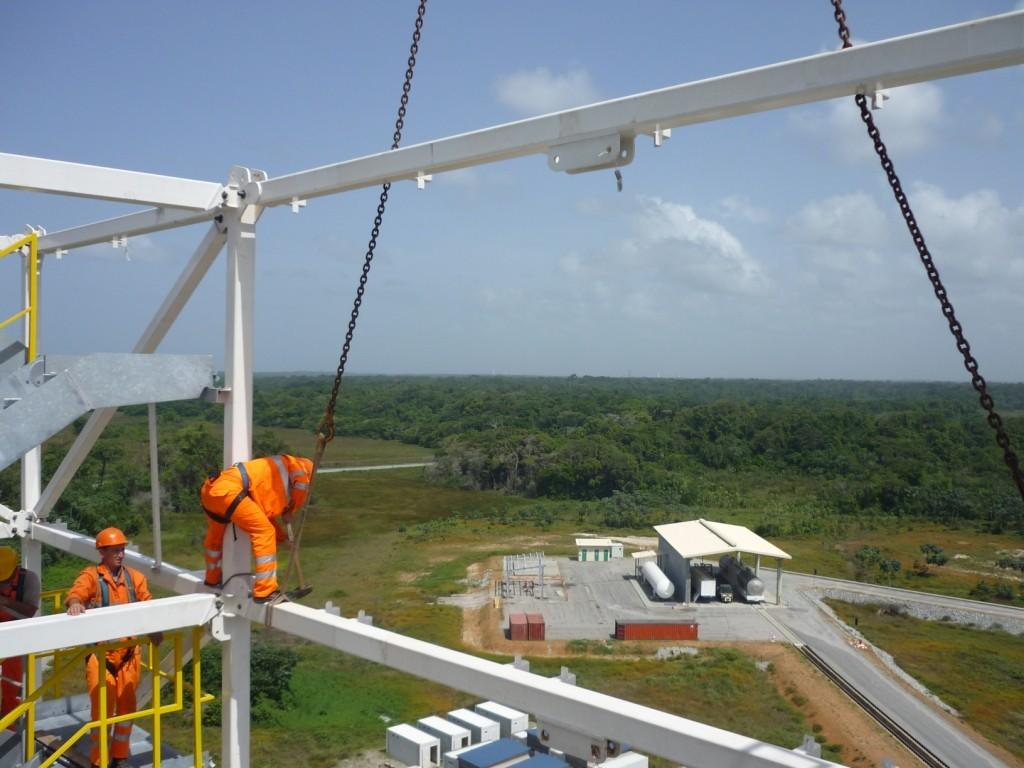 Etat d'avancement du chantier Soyouz en Guyane (Sinnamary) - Page 19 P1040710