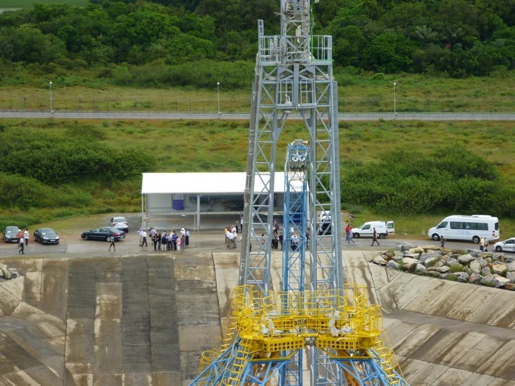 Etat d'avancement du chantier Soyouz en Guyane (Sinnamary) - Page 22 P1050610