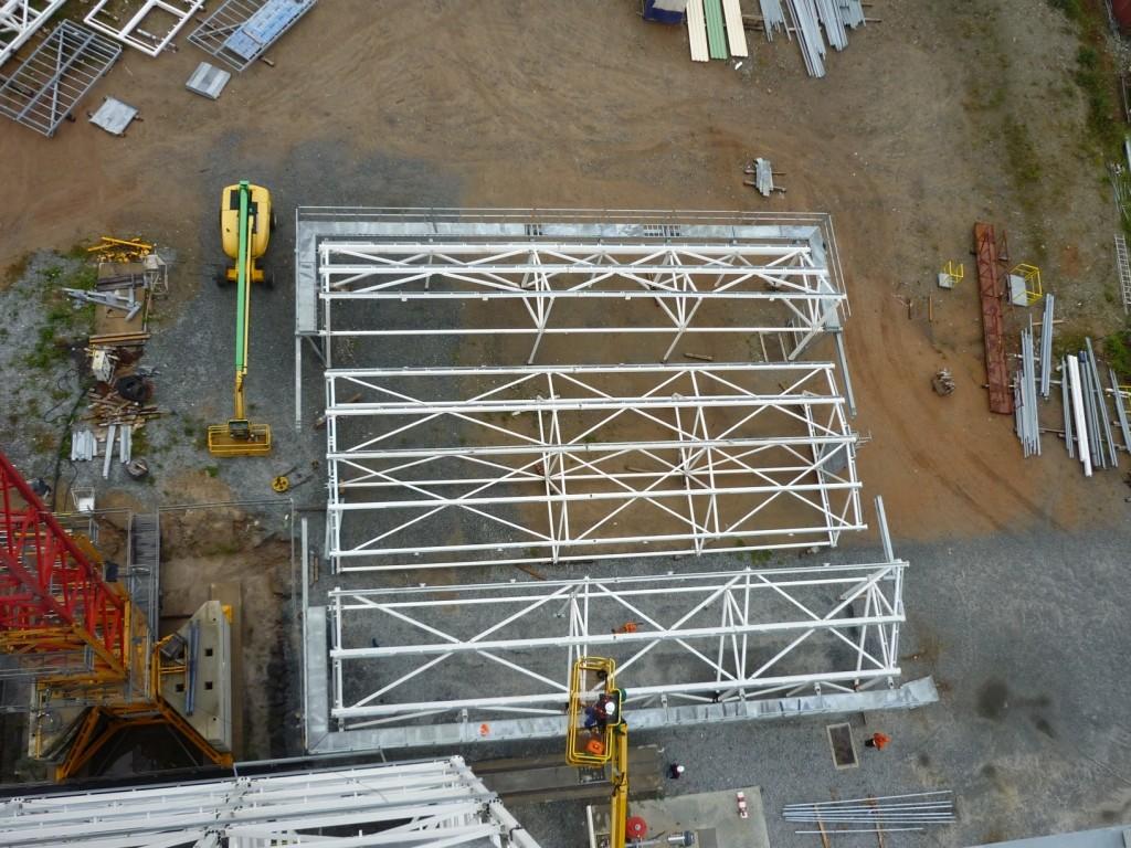 Etat d'avancement du chantier Soyouz en Guyane (Sinnamary) - Page 22 P1050612