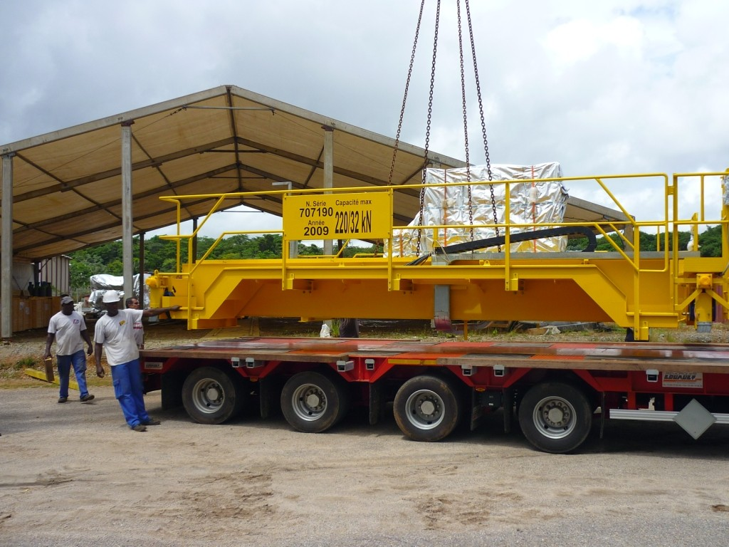 Etat d'avancement du chantier Soyouz en Guyane (Sinnamary) - Page 22 P1050613